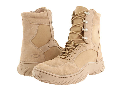 "Ghete Oakley - Assault Boot 8"" - Hot Weather - Desert"