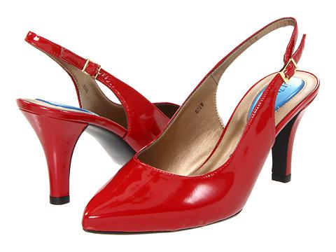 Pantofi Fitzwell - Dwina Sling-Back Pump - Red