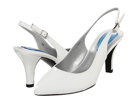 Pantofi Fitzwell - Dwina Sling-Back Pump - White