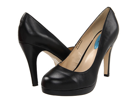 Pantofi Fitzwell - Gemma - Black Leather