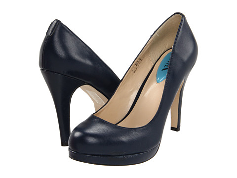 Pantofi Fitzwell - Gemma - Navy Leather