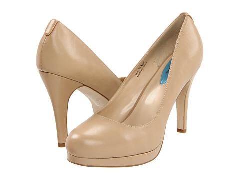 Pantofi Fitzwell - Gemma - Nude Leather