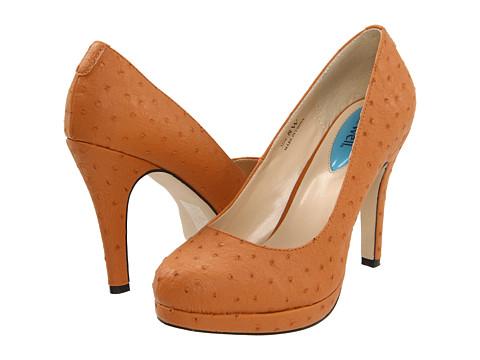 Pantofi Fitzwell - Gemma - Ostrich Synthetic