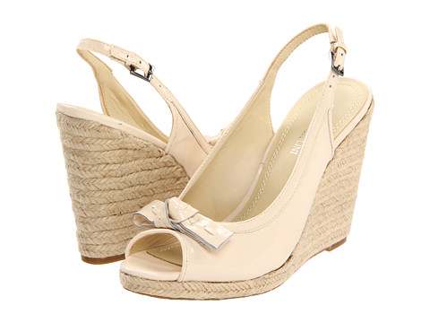 Sandale Enzo Angiolini - Ices - Light Natural Patent