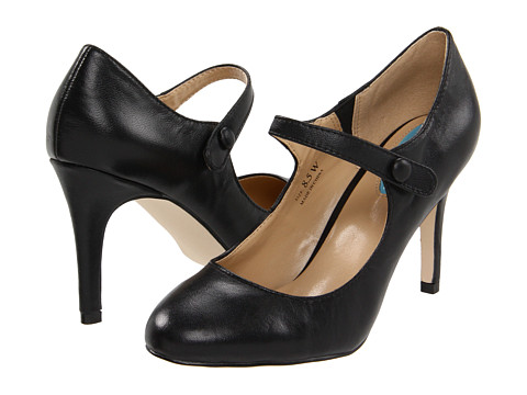 Pantofi Fitzwell - Lorelei Maryjane Pump - Black