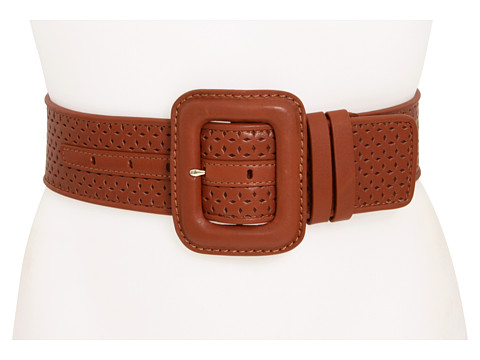 Curele Cole Haan - Vintage Valise Wide Belt - Woodbury