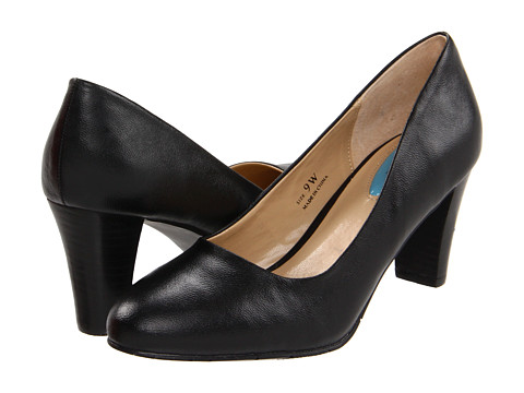 Pantofi Fitzwell - Mary Pump - Black Kid