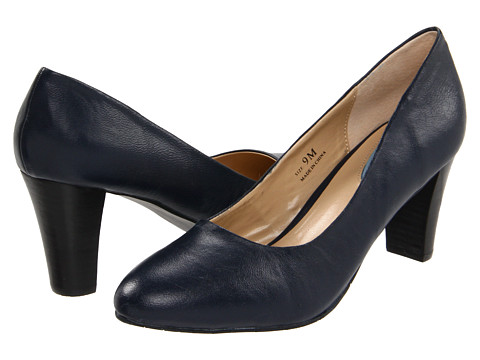 Pantofi Fitzwell - Mary Pump - Navy Kid
