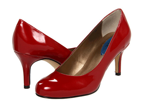 Pantofi Fitzwell - Uruz Pump - Red