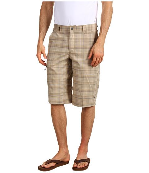 Pantaloni Columbia - Cool Creekâ⢠Stretch Plaid Short - Tusk