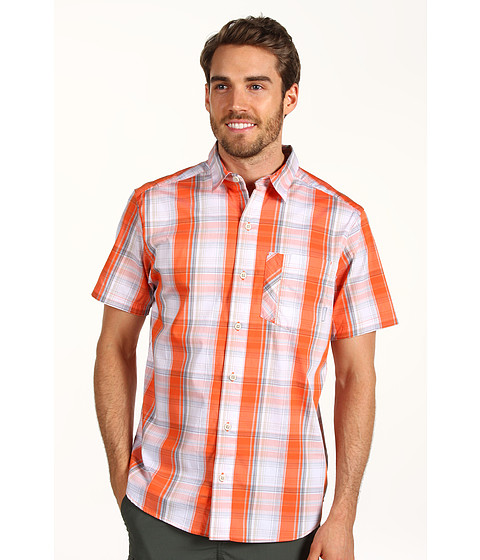 Bluze Columbia - Decoy Rockâ⢠S/S Shirt - Spark Orange