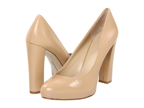 Pantofi Nine West - Dazzler - Light Natural Leather