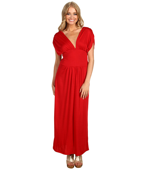 Rochii Christin Michaels - Mira Maxi Dress - Red