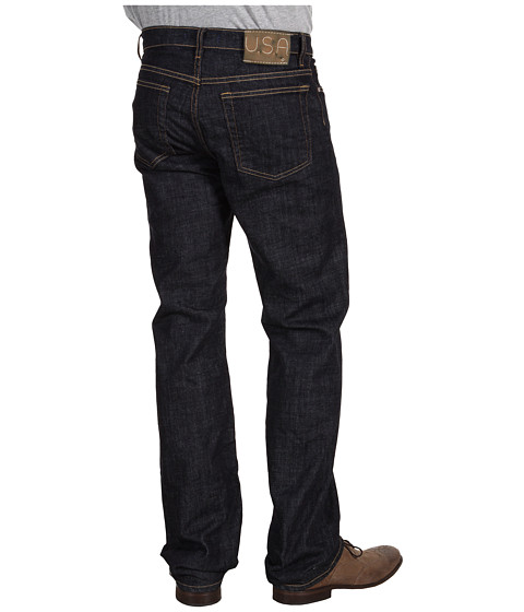 Blugi John Varvatos - Authentic Fit Jean in Dark Indigo - Dark Indigo