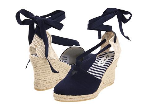 Pantofi Vigotti - Anita - Navy Fabric
