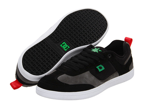 Adidasi DC - Lennox Unrest - Black/Battleship/Emerald
