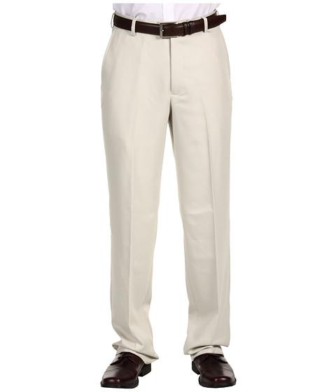 Pantaloni IZOD - XFG Flat Front Microsanded Sportflex Pant - Stonedust