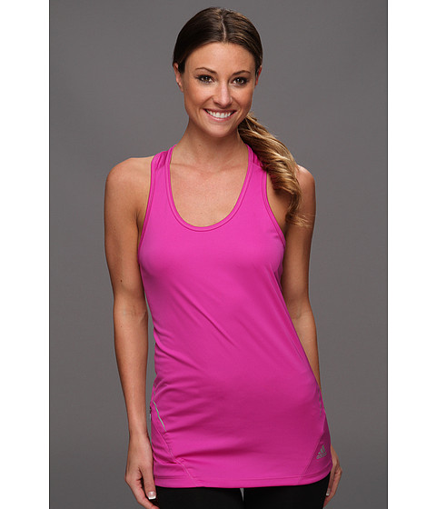 Tricouri adidas - Sequencials Race Day Tank - Vivid Pink