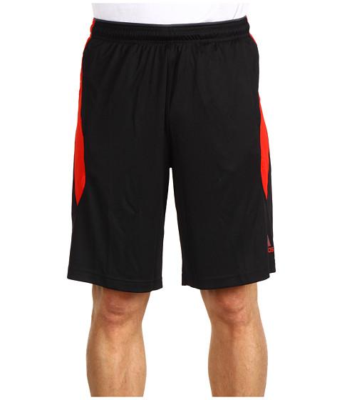 Pantaloni adidas - ClimaSpeed Short - Black/Light Scarlet