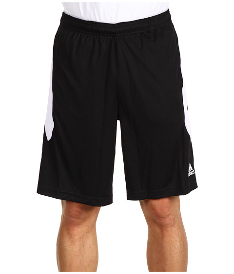 Pantaloni adidas - ClimaSpeed Short - Black/White