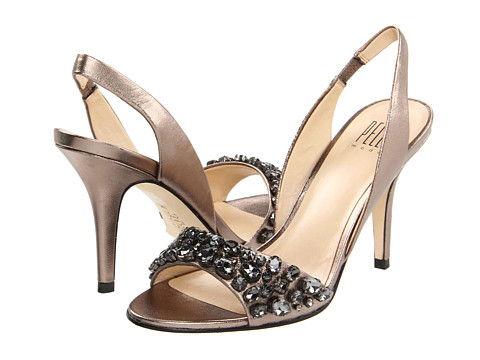 Sandale Pelle Moda - Yasmina - Pewter