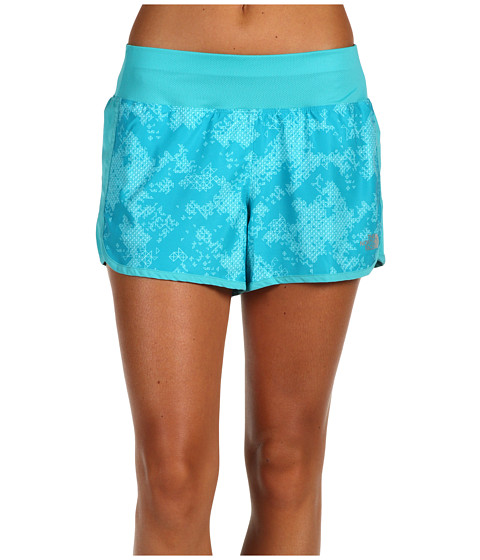 Pantaloni The North Face - Eat My Dust Short - Synergy Blue
