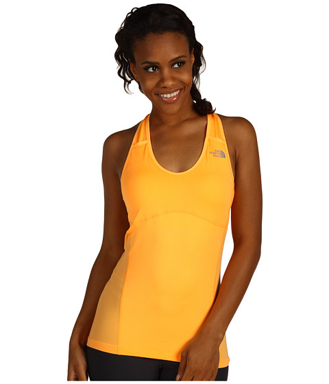 Bluze The North Face - Eat My Dust Sport Tank - Impact Orange