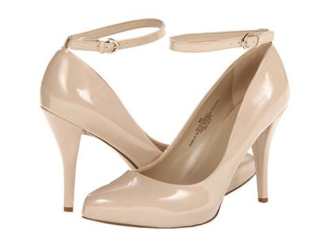Pantofi Nine West - EyeForEye - Ivory Patent