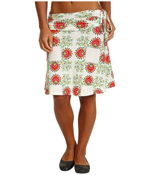 Fuste Patagonia - Lithia Skirt - Kerchief Print/White