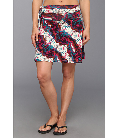 Fuste Patagonia - Lithia Convertible Skirt - Deep Sea Skirt/Radiant Magenta