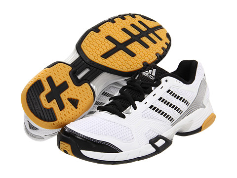 Adidasi adidas - Opticourt 8.5 - Running White/Black/Metallic Silver