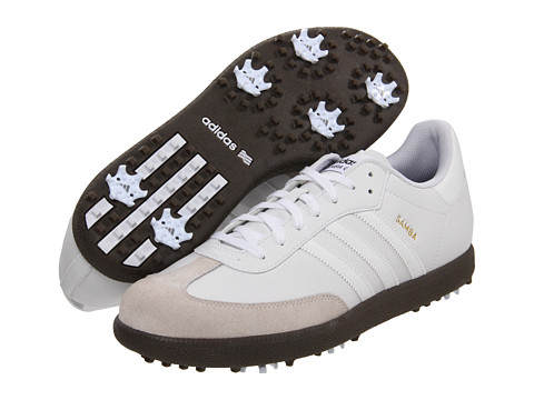 Adidasi adidas Golf - Samba Golf - White/White/Gum
