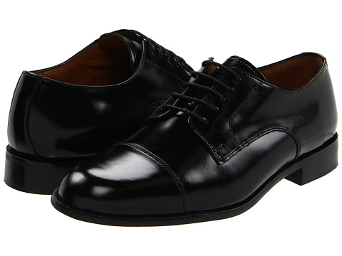 Pantofi Bostonian - Akron - Black Leather