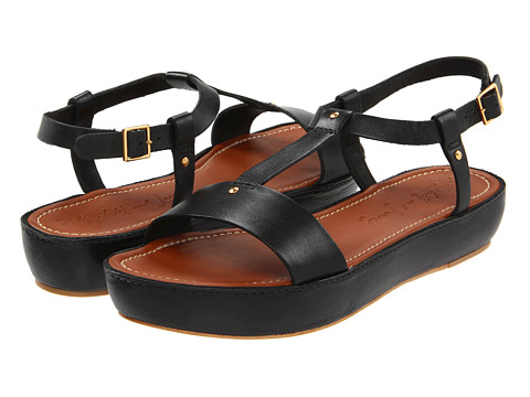Sandale Elizabeth and James - Cree - Black Leather