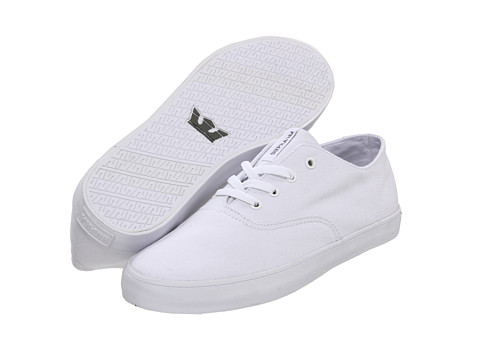 Adidasi Supra - Wrap - White
