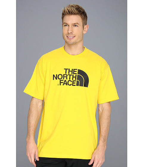 Tricouri The North Face - S/S Half Dome Tee - Canary Yellow