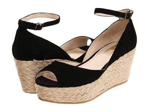 Sandale MIA - Baja - Black Suede