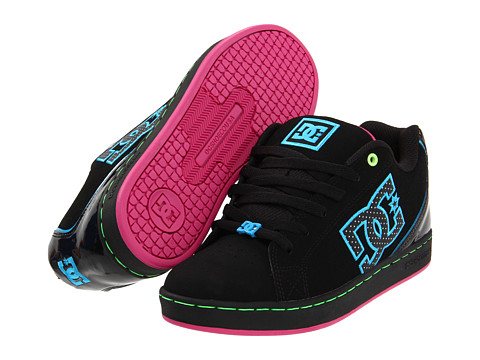 Adidasi DC - Cosmo SE W - Black/Turquoise