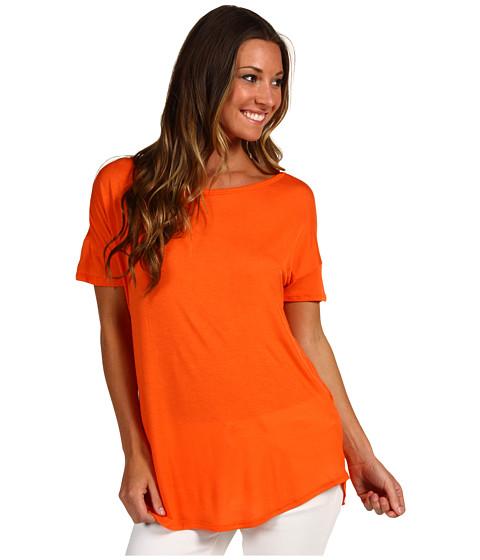Tricouri Christin Michaels - Essie Modal Top - Orange