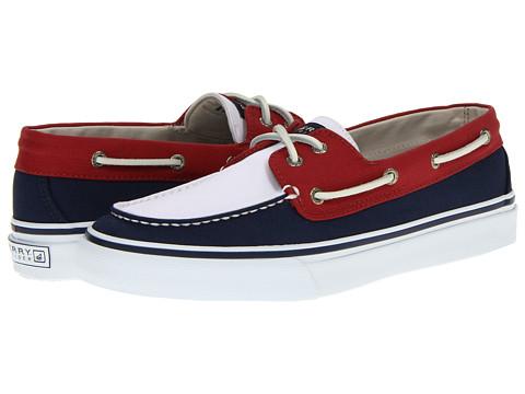 Pantofi Sperry Top-Sider - Bahama 2-Eye - Navy/Red/Khaki