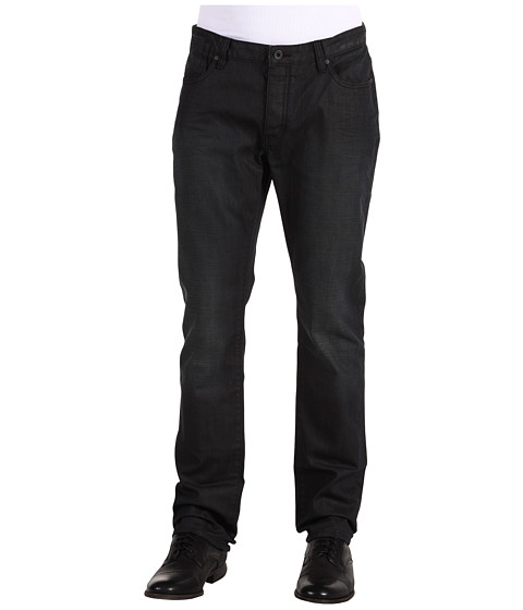 Blugi John Varvatos - Low Straight Leg Jean - Cast Iron