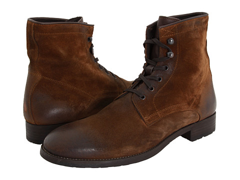 Ghete To Boot New York - Kilburn - Soft Brown Suede