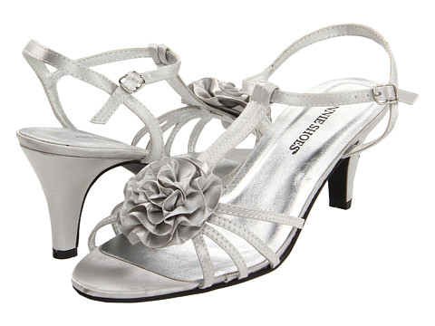 Pantofi Annie - Angelina - Silver