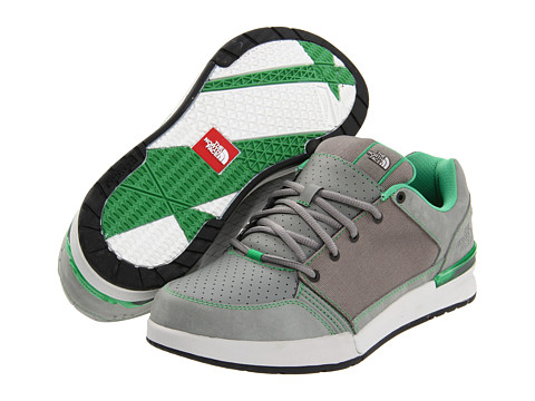 Adidasi The North Face - Shifter - Moon Mist Grey/Triumph Green