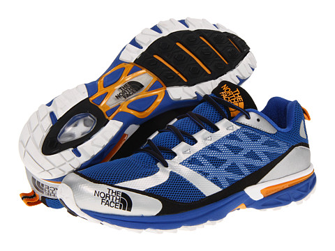 Adidasi The North Face - Single-Track Hayasa - Nautical Blue/Koi Orange