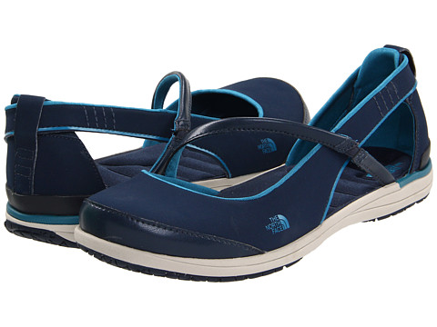 Adidasi The North Face - Women\\\'s Madrone - Deep Water Blue/Moonlight Ivory