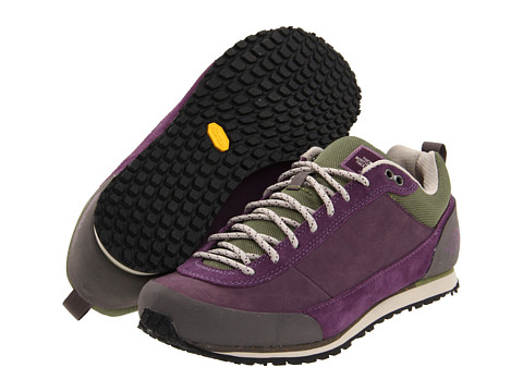 Adidasi The North Face - Scend Leather - Black Plum/Grecian Green