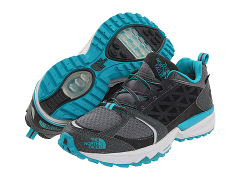 Adidasi The North Face - Single-Track GTX XCR̨̉ II - Zinc Grey/Synergy Blue