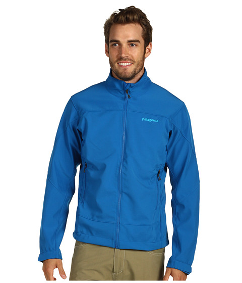 Jachete Patagonia - Adze Jacket - Bandana Blue