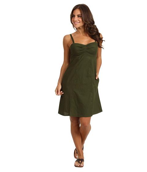 Rochii Patagonia - Summertime Dress - Urbanist Green